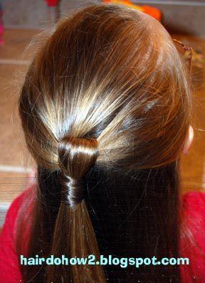 Barbie hairstyles.