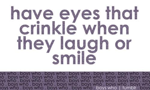 boys who.. <3