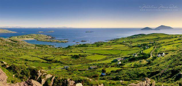 Derrynane National Park, County Kerry, Ireland, fotografiert von Madeleine Weber