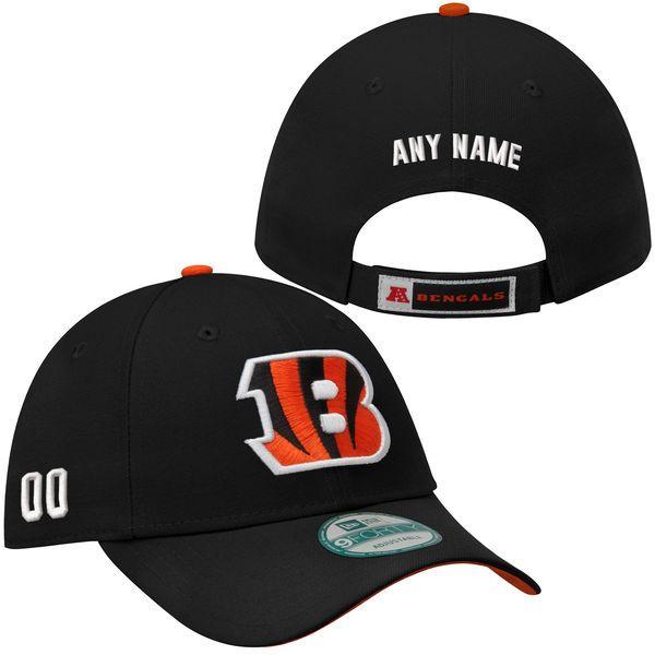 New Era Cincinnati Bengals Men's Custom The League 9Forty Structured Adjustable Hat - $25.49