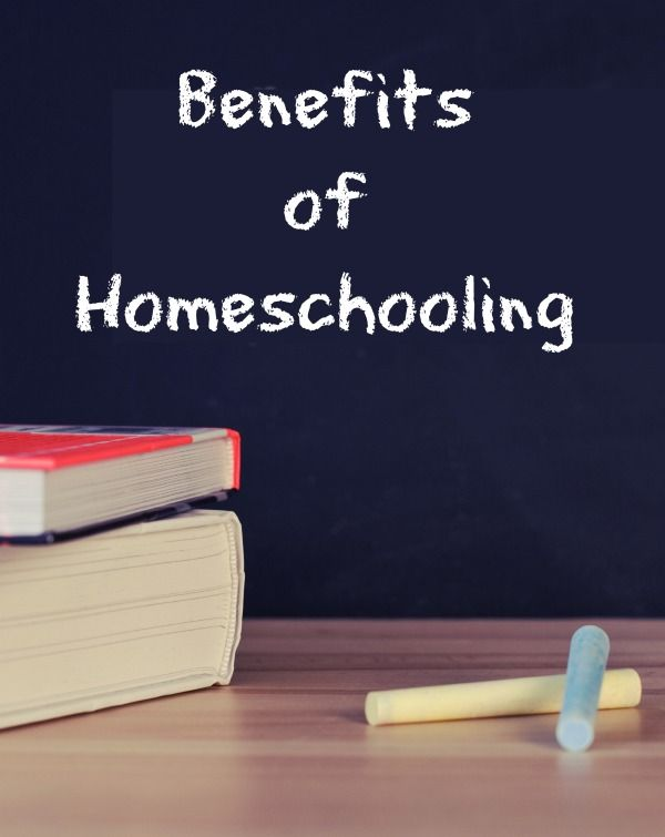 If you aren't sure if homeschooling is right for your family, consider these benefits of homeschooling first.