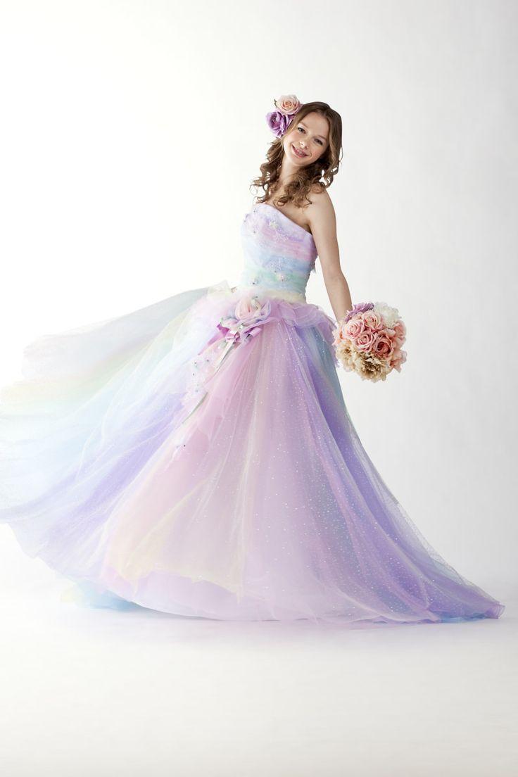 カラードレス|Vieux Paris【ヴュ・パリ】|結婚式のウェディングドレス、カラードレス、和装のレンタルならヴュ・パリ