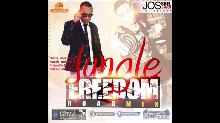 https://www.facebook.com/bestghostwriters https://www.facebook.com/groups/760758380662722/ Jungle - Freedom (Synergy Riddim) Roadmix ((@josshel_official)) Written / Sang by:  Jungle Roadmix - mix and mastered by: Josshel Di Teacha  Produced by: Shastri Music Publisher: iGhost Writers Publishing Bookings: info@ighostwriters.ca FOR NEW BEATS AND LYRICS CONTACT :  info@ighostwriters.ca
