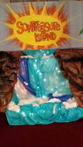 Sun Treasure Island Vbs