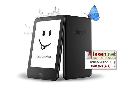 5x Tolino Vision 2 zu gewinnen