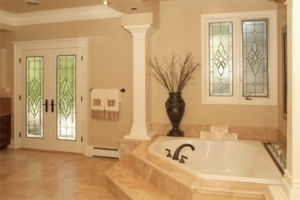47 Best Images About Bathroom Stained Glass On Pinterest