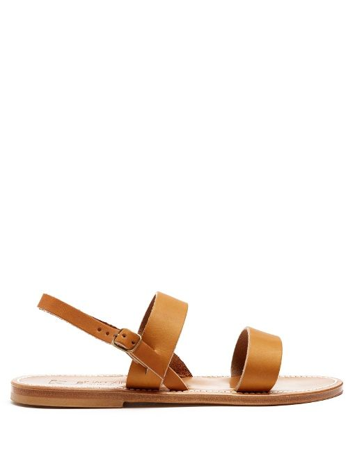 Barigoule leather sandals | K.Jacques - AVAILABLE HERE: http://rstyle.me/n/cnrtipbcukx
