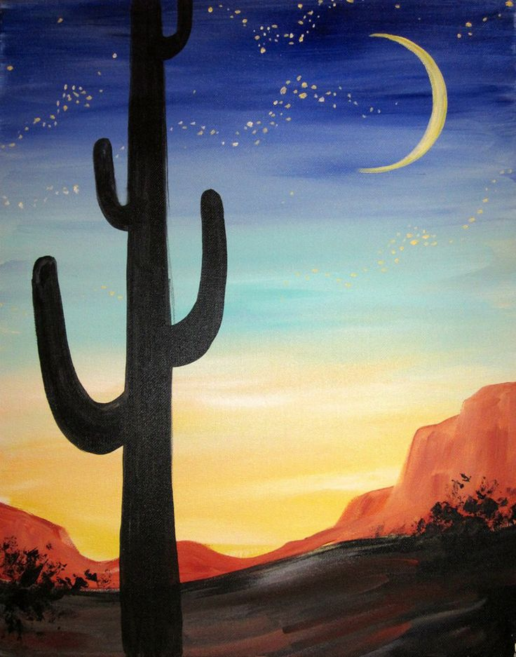 Ridgecrest Painting...