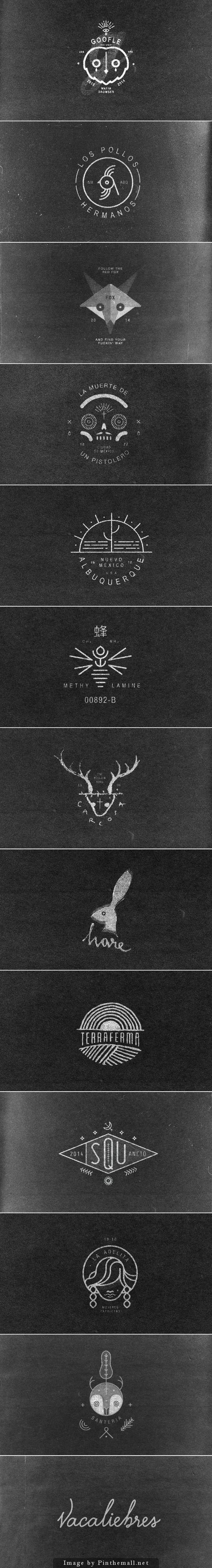 Logos | Designer: Vacaliebres #logo #identity: