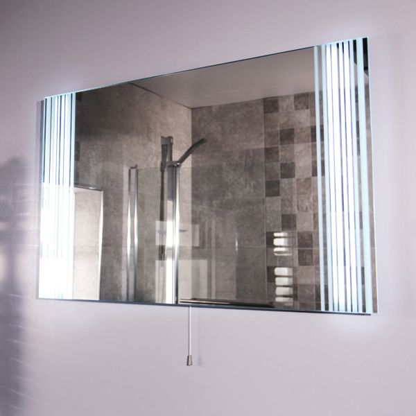 39 best mirrors and lighting images on pinterest - Which is better edge lit or backlit led tv ...