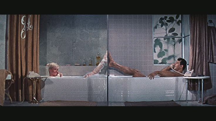 """Pillow Talk"" With Doris Day & Rock Hudson"