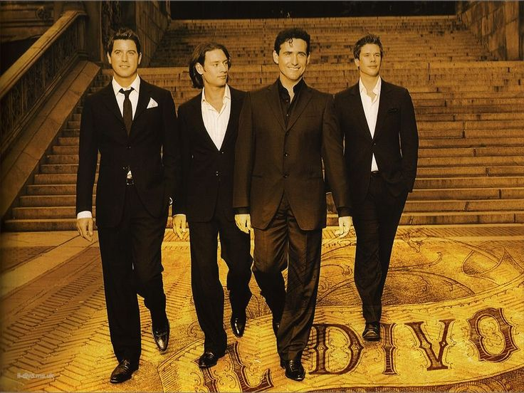 30 best images about il divo on pinterest songs musicals and graduate school - Il divo songs ...