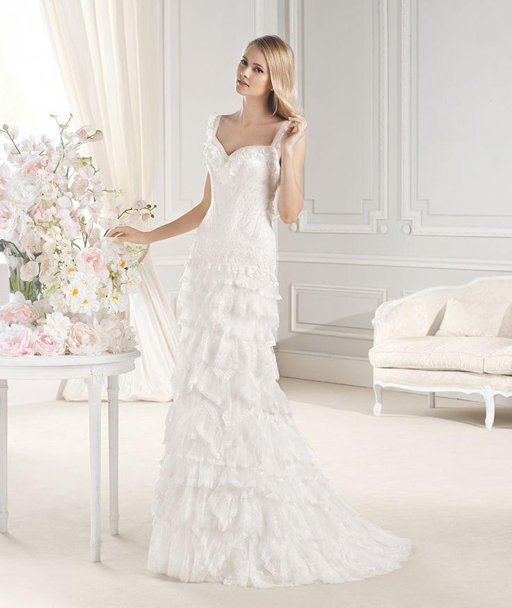 Awesome La Sposa Wedding Dresses u Part Pronovias