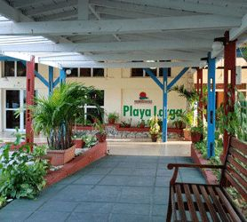 Hotel Playa Larga Cuba - Hotel #PlayaLarga is an economical place to stay located on a million dollar beach. Yes, if you believe in the Location-Location adage for hotels then the #Hotel Playa Larga ticks every box. #Cuba #CubaHotels http://cubaplayalarga.com