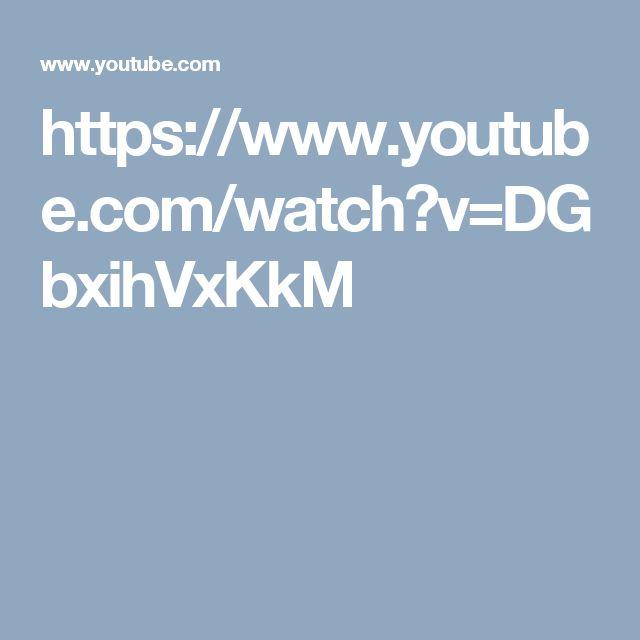 https://www.youtube.com/watch?v=DGbxihVxKkM