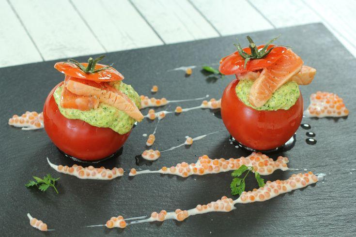 4b Tomates rellenos Georgie Dann