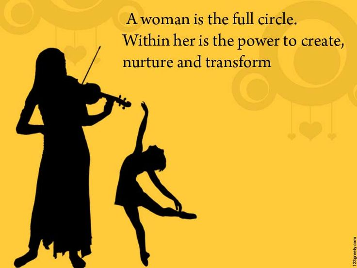 Celebrate being a woman this Friday, International Women's Day!
