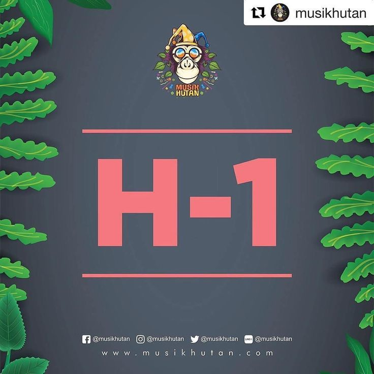 #Repost @musikhutan (@get_repost)  - H-1 SUDAH SIAP UNTUK MUSIKHUTAN 2017 ?  BAGI YANG BELUM PUNYA TIKET KITA TUNGGU SAMPAI JAM 12 MALAM.  TIKET BOX : MUSIKHUTAN 2017 : @Kedai_Ngopay  Jalan Singa No.17  Makassar  @Starcrossclothing  Jalan Boulevard Ruby 1 No. 5  @Santebyjeux Jalan Tupai no.46 Makassar Tlp:081355711119  HOTLINE TIKET : Id line: walliskurus WA : 08991541747 Tlp: 082187645222  ONLINE TIKET : Tautan form online ada di bio  #sampahdibawapulang #teduhnyanada #bumitukita…