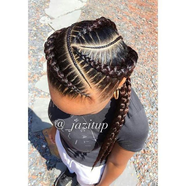 Latest Cornrow Hairstyles For Round Faces 2017 2018 Owambe Styles Cornrow Hairstyles African Braids Hairstyles Hair Styles