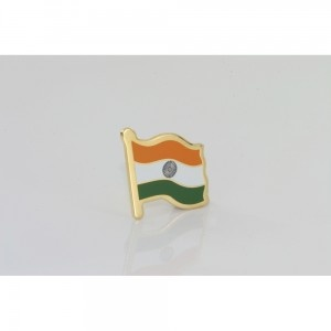 - Flag Lapel Pin (Indian) OFLG-100 - OROSILBER provides you a platform for Online Shopping to buy Cufflinks, Belts, Socks, Neckties, Suspenders, Handkerchiefs, Hip Flasks, Silver Rings, Tie Pins, Mufflers, Gifts, Men's Jewelry, Collar Stays & other Men's Accessories exclusively at your online store orosilber.com.