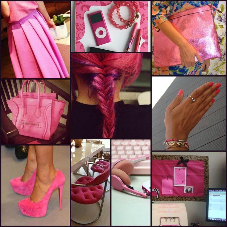 Bugun gunlerden pembe! Peki Markafoni'de bugun kimler hangi pembeyi tercih etmis? :) Ofiste dikkatimizi ceken #pembe kiyafet ve aksesuar detaylarini sizin icin biraraya getirdik. #markafoni #fashion #style #stylish #bestoftheday #pink #pinkfashion #office #officestyle #accessories #accessoriesoftheday #shoes #instafashion #bags #cosmetics #ayakkabi #elbise #istanbul