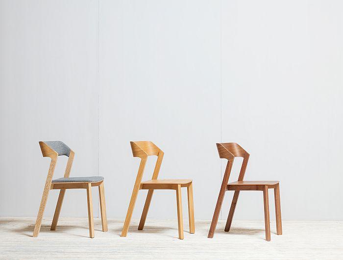Dřevěná židle 311 401 Merano - dub | Nábytek ATAN