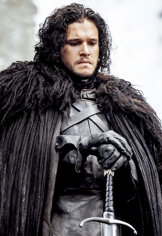 Jeor Mormont: Honor made you leave, and honor brought you back. Jon Snow: My friends brought me back. Jeor Mormont: I didn't say it was *your* honor.