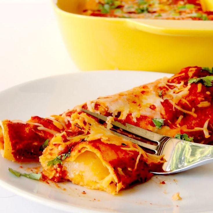 easy cheese enchiladas cheese enchiladas easy cheese kitchen recipes ...
