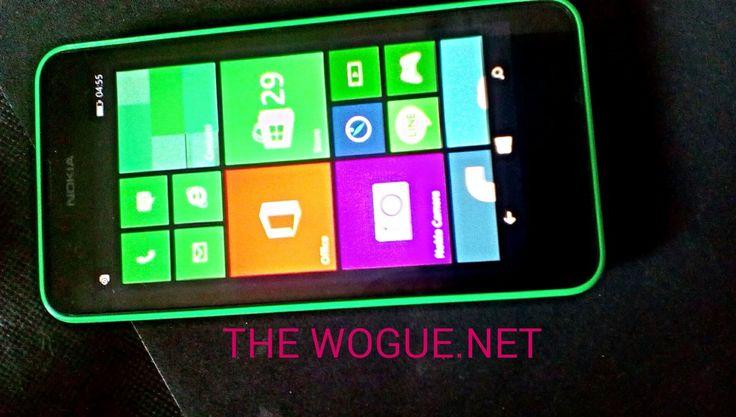 THE WOGUE.NET : LE RECENSIONE NOKIA MICROSOFT LUMIA 630