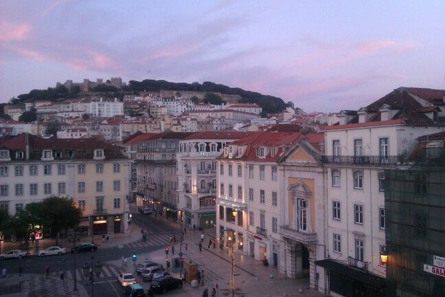 Lisbon take my breath away! Love this place