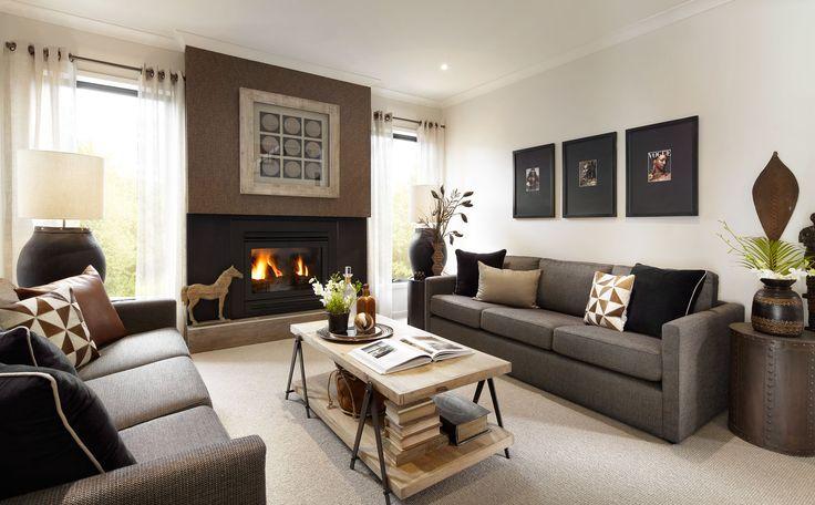 Carlisle Homes - Thompson 35 Lounge