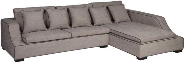 Размер (Ш*В*Г): 316*83*215 Широкий и глубокий, крайне эргономичный диван Apollo отвечает всем современным требованиям к мебели: элегантный дизайн, анти-статичная ткань обивки и абсолютный комфорт, благодаря дополнительным мягким подушкам, позволят Вам и Вашим посетителям провести в нем весь вечер расслаблено и с удовольствием. Изящные хромированные ножки делают силуэт дивана легким и изящным. Просто выберите подходящий цвет обивочной ткани, и он займет достойное место в Вашем интерьере…