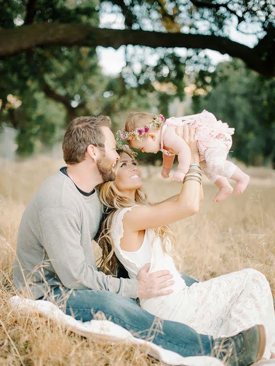 Ideas para sesiones de fotos familiares