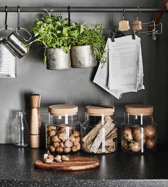 245 best IKEA Küchen - Liebe images on Pinterest | Kitchen ideas ... | {Landhausküchen weiss modern ikea 40}