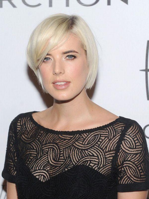 Agyness Deyn Haarfarbe Blond