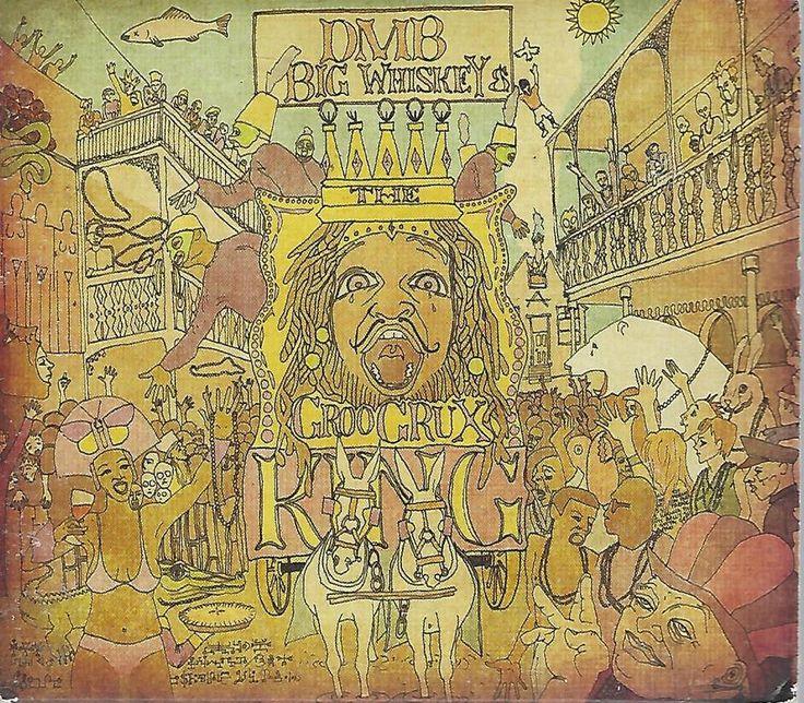 Big Whiskey & the GrooGrux King [Digipak] by Dave Matthews/Dave Matthews…