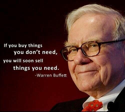 What Warren Buffet Has to Say