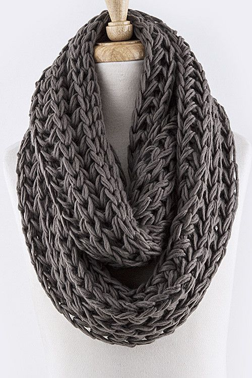 8 Best Knit Scarves Images On Pinterest Cowl Cowls And Fingerless