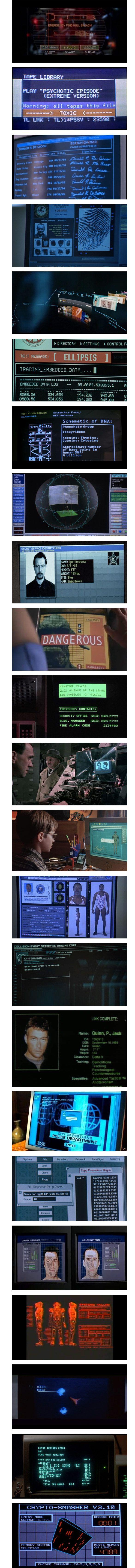 comput Les interfaces graphiques informatiques au cinéma !