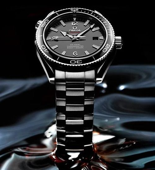 "Still a beautiful watch. Omega Seamaster Planet Ocean ""Liquidmetal"""