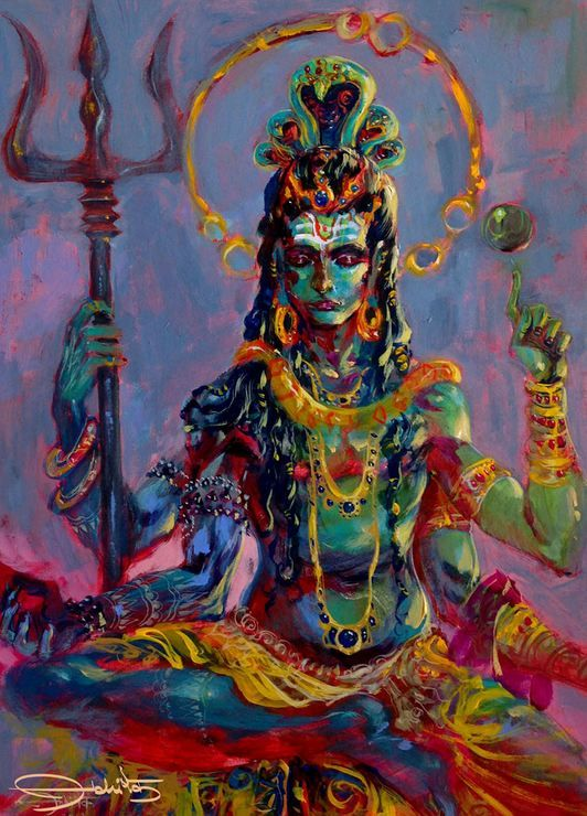 Calendar Art Of Hindu Gods : Best images about deiti on pinterest hindus shiva