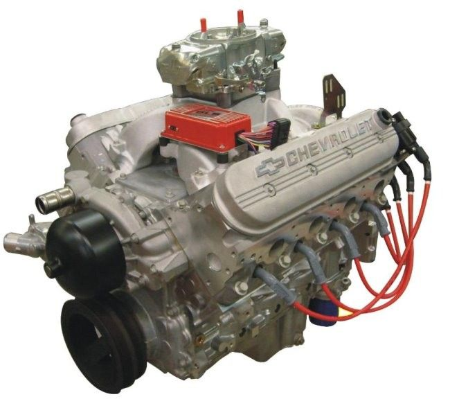 Precision Race Engines LS Crate Engine High