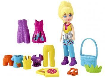 Polly Pocket Bolsinha de Férias Nova York - Mattel