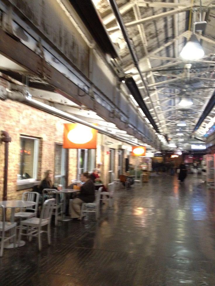 chelsea market, soho, nyc
