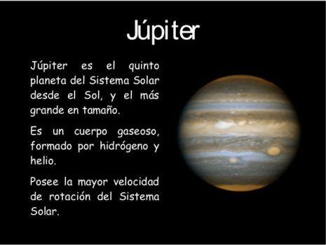 Planeta Júpiter Imágenes Resumen E Información Para Niños Planeta Júpiter Sistema Solar Imagenes Del Sistema Solar