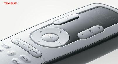 Remote. Design by Teague.