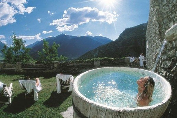 bagni di bormio spa resort, lombardy, italy