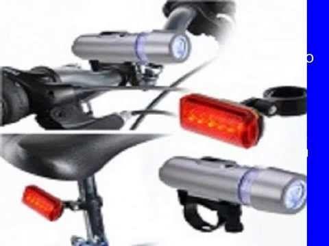 Set de Luces para Bicicletas al mejor precio en Tienda Compras Guays