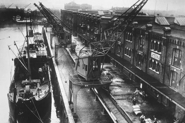 Haven Rotterdam (jaartal: 1930 tot 1940) - Foto's SERC