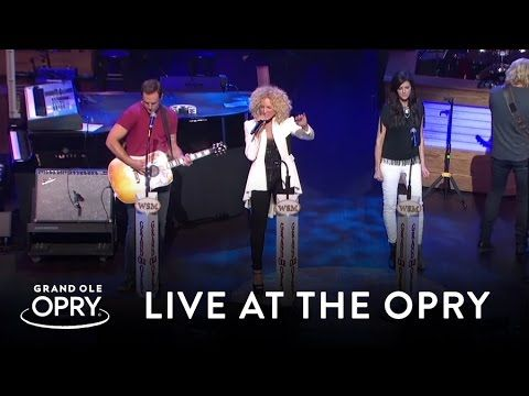 """Little Big Town - """"Sober"""" 
